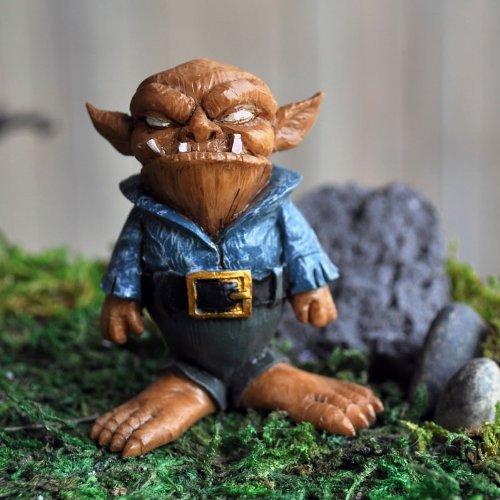 Superieur Fairy Garden Bob The Grumpy Troll