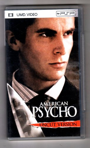 Cover art for  American Psycho [UMD for PSP]
