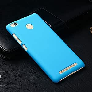 Shop Buzz Branded - Hard Case Back Cover For XIAOMI MI REDMI 3 PRIME 32 GB - Sky Blue