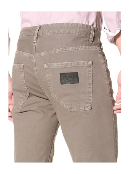 Stitch's Jeans Men's Slim Straight Fit Pant