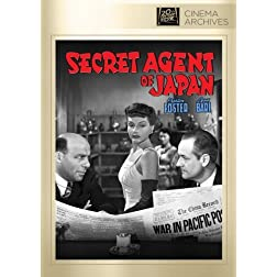 Secret Agent of Japan
