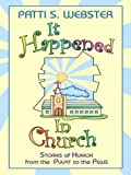 img - for It Happened in Church: Stories of Humor from the Pulpit to the Pews (Laugh Lines) book / textbook / text book
