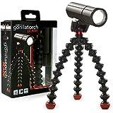Joby Gorillatorch Blade Cree LED 130-lumens Flashlight with Tripod - Jb00165 Red