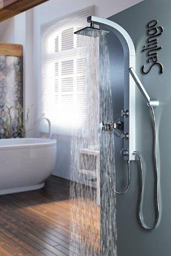 colonne de douche hydromassante pas cher. Black Bedroom Furniture Sets. Home Design Ideas