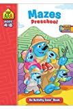 img - for Mazes Preschool Activity Zone (ages 4-6) book / textbook / text book