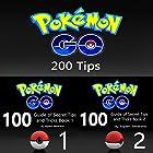 Pokemon Go: Ultimate Guide of 200 Secret Tips and Tricks: Books 1 and 2 Hörbuch von Tagashi Takashima Gesprochen von: Lee Ahonen