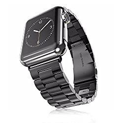 Stainless Steel I iWatch Band from Infiland