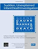Department of Health and Human Services Sudden, Unexplained, Infant Death Investigation: Guidelines for the Scene Investigator