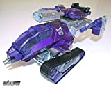 SDCC 2012 Comic-con Exclusive Transformers G.I. Joe Shockwave H.I.S.S Tank & Destro
