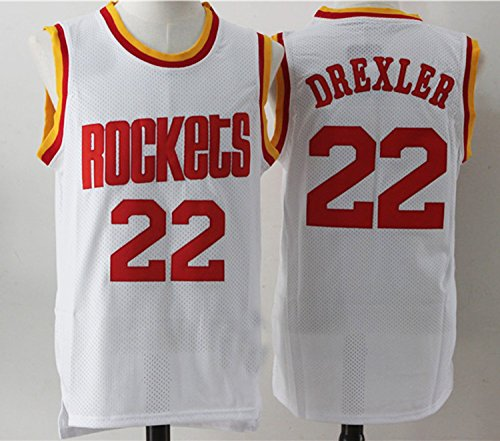 mens-houston-rockets-clyde-drexler-22-throwback-basketball-jersey-white-l