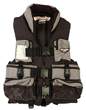 Winning Edge Deluxe Fishing Life Vest