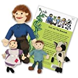 The Puppet Company Traditional Story Sets Jack & The Beanstalk