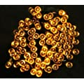 Proxima Direct� 100 Warm White LEDs 17M Solar Fairy Light Waterproof -- Garden Outdoor Christmas Lights