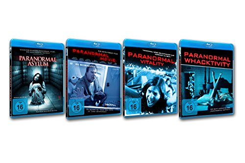 Paranormal Edition - 4 Filme in einer Edition (Blu-ray)
