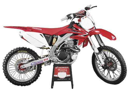 New Ray Toys Offroad 1:12 Scale Motorcycle Red Bull Honda CRF450 43477