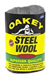 Flexovit Steel Wool - Fine 200 Grams For Cleaning And Surface Preparation Paint, Varnish, Rust Remover