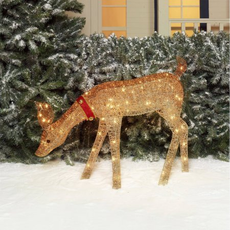 holiday-time-34-gradient-color-feeding-christmas-light-doe-sculpture