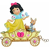 "Precious Moments - / Disney ""May Your Birthday Be The Fairest Of Them All"" Snow White Age One Figurine"