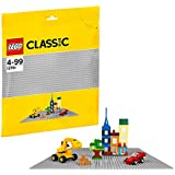LEGO - Base, color gris (10701)
