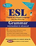 img - for ESL Intermediate/Advanced Grammar (English as a Second Language Series) book / textbook / text book
