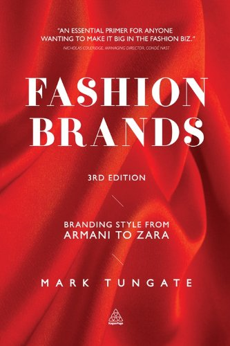 Mark Tungate - Fashion Brands
