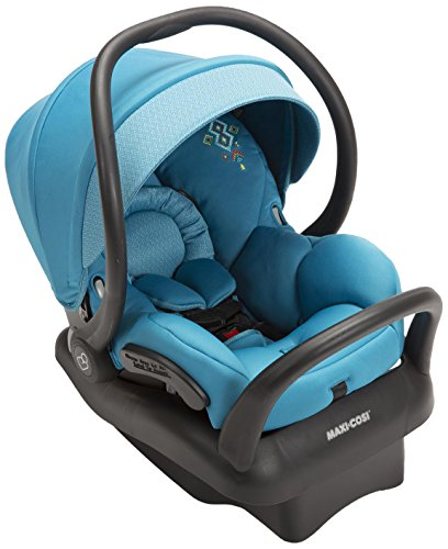 Maxi Cosi Mico Max 30 Infant Car Seat Mosaic Blue Baby