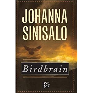 cover image for Birdbrain by Johanna Sinisalo