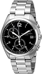 Hamilton Men's H76512133 Aviation Stainless Steel Watch