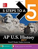 img - for 5 Steps to a 5 AP U.S. History 2017 book / textbook / text book