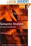 Semantic Analysis: A Practical Introd...