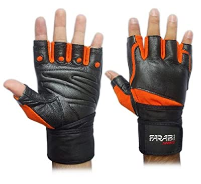 Weight Lifting Gym Training Gloves / Body Building Training gloves