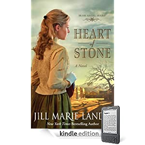 Heart of Stone: A Novel (Irish Angel Series #1)