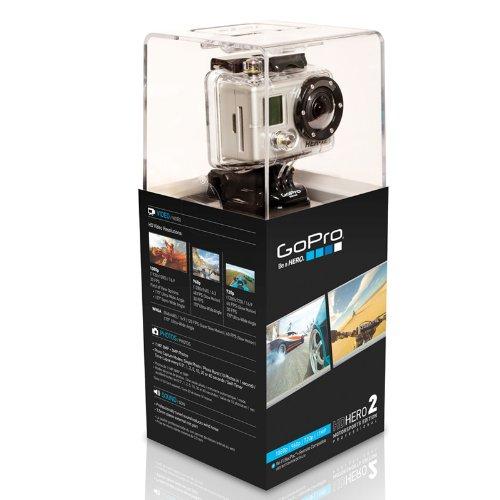 【GoPro NIPPON国内正規品】 GoPro HD HERO2 モータースポーツエディション[CHDMH-002]