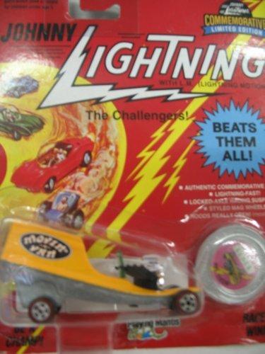 Johnny Lightning Movin' Van Commemorative Ltd. Ed.