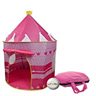 Children Play Tent Girls Pink Castle…