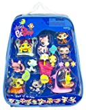 Littlest Pet Shop - 10 Pack of Pets Asst 1