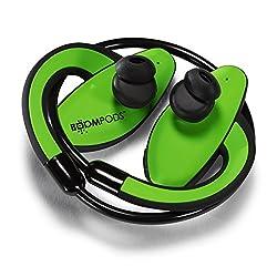 Boompods Sportpods - wireless sport earphones (Green)