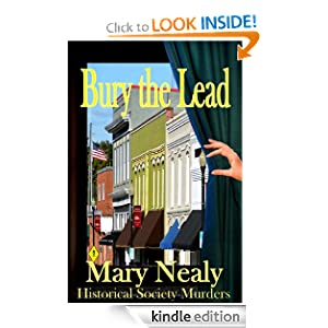 Bury the Lead (Historical Society Murders)