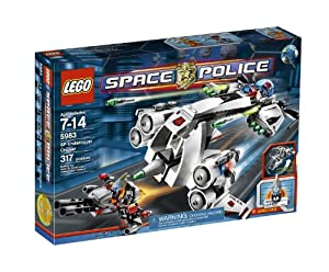 Space Police Undercover Cruiser 5983