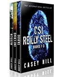 CSI Reilly Steel Box Set: Forensic Novel Police Procedural Crime Fiction Series