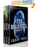 CSI Reilly Steel Box Set: Forensic Novel Police Procedural Crime Fiction Series