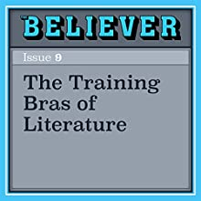 The Training Bras of Literature Audiobook by Amy Benfer Narrated by Dara Rosenberg