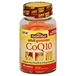 Nature Made CoQ10, Mango, Adult Gummies 60 gummies