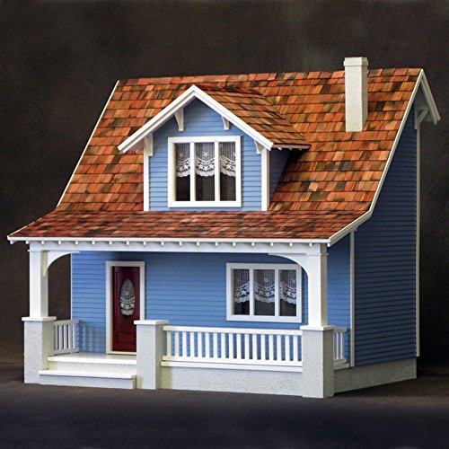 Real Good Toys Beachside Bungalow Dollhouse Kit - 1 Inch Scale (Real Good Toys Furniture compare prices)