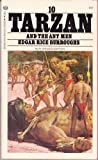 Tarzan and the Ant Men, No.10 (0345030087) by Edgar Rice Burroughs