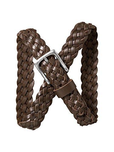 Gap Boys Braided Leather Belt L