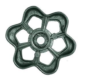 Danco 80417 Round 16-Point Round Broach Valve Wheel Handle