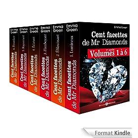 Les 100 Facettes de Mr. Diamonds - Volume 1 � 6 (Les 100 Facettes de Mr. Diamonds - pack)