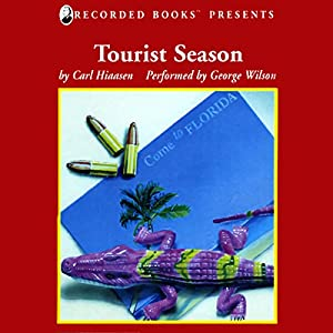 Tourist Season Audiobook