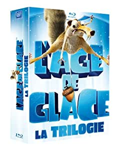 L'Age de glace - La trilogie [Blu-ray]
